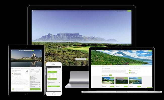 golfscape Responsive Design