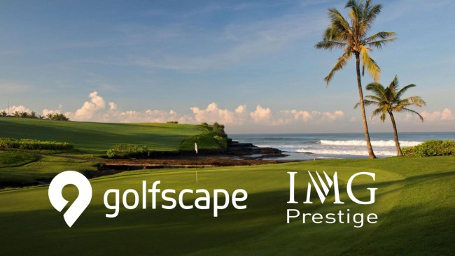 IMG & golfscape Partnership