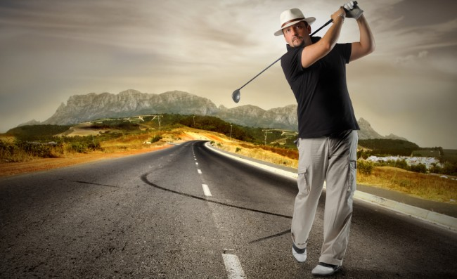 Modern Golfer Travel Essentials