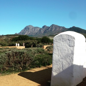 Babylonstoren Farm in Cape Town