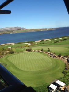Brunch Patio at Arabella Golf Estate