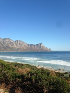 Scenic Drive to Arabella Golf Estate