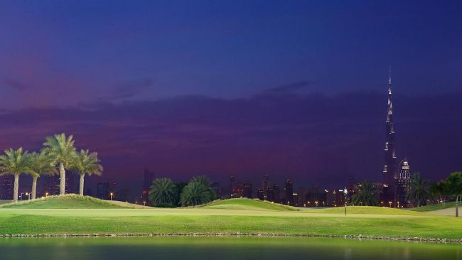 Dubai Golf: The Track, Meydan Golf