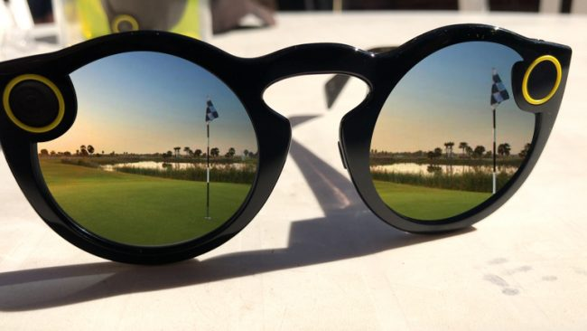 10 Reasons Snapchat Spectacles are Golf Friendly