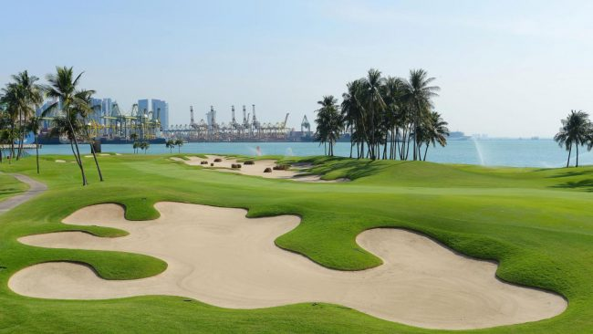 Sentosa Golf Club, Version 2.0