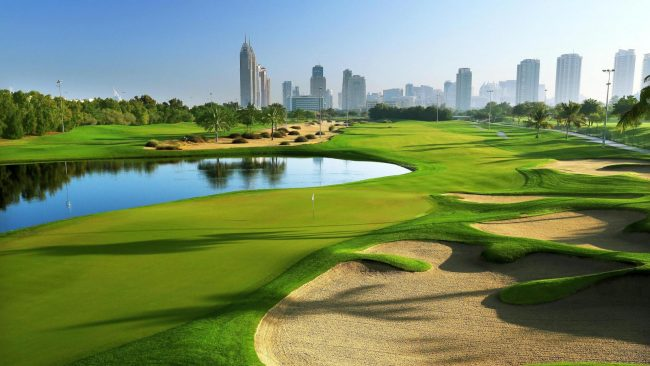 Emirates Golf Club Faldo Course