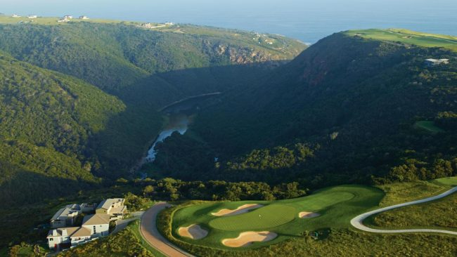 Oubaai Golf Club Scenic View