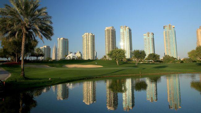 Emirates Golf Club, Majlis Course