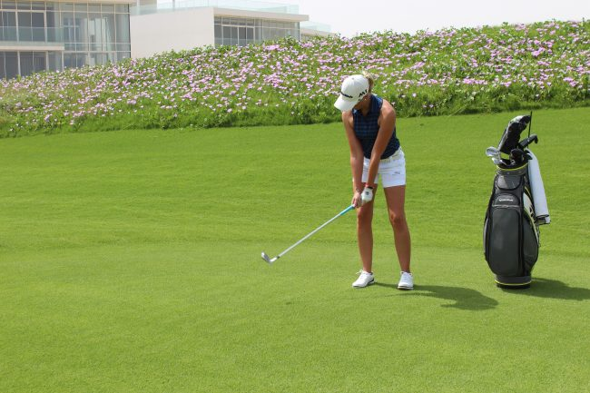 Professional Golfer Brand Ambassador