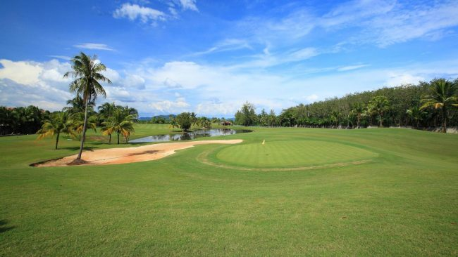 mission hills phuket golf resort palms