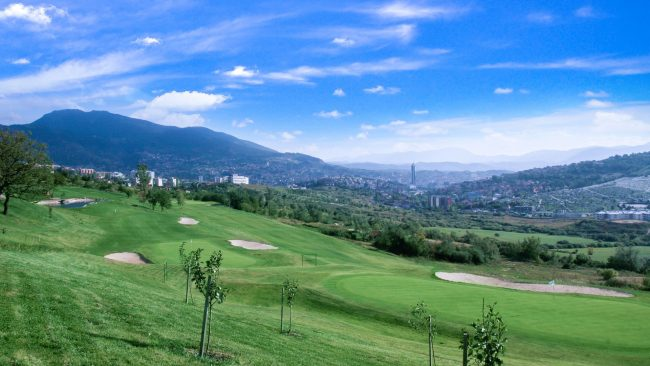 vf golf course views of bosnia