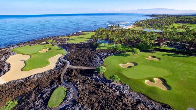 hualalai resort hawaii
