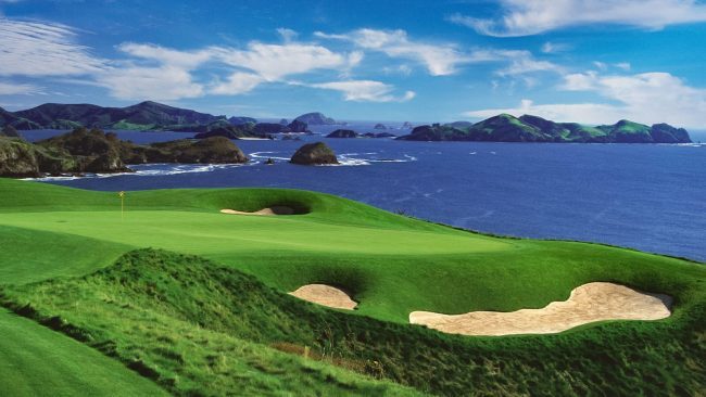 kauri cliffs new zealand