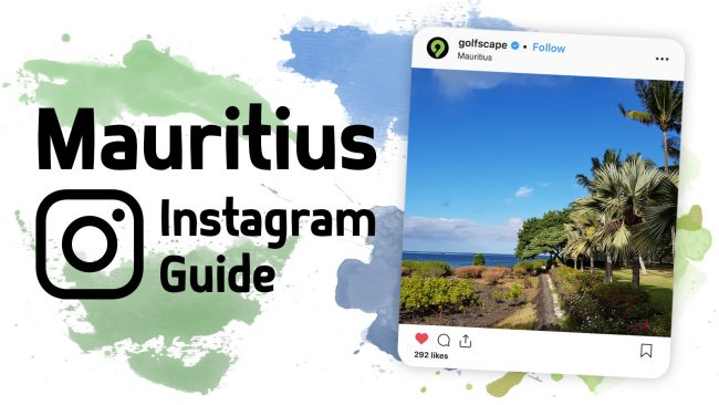 mauritius instagram guide