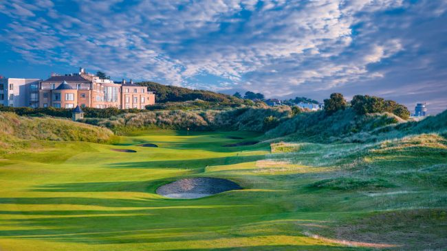 portmarnock golf links ireland