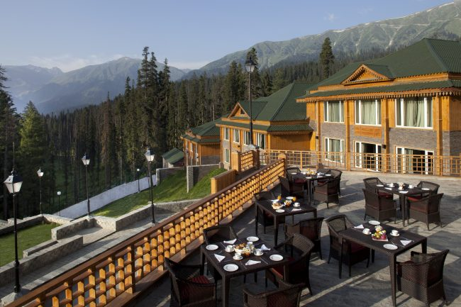the khyber resort himalayas