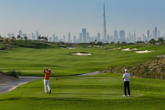 dubai-hills-golf-burj-khalifa
