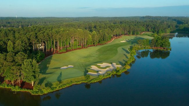 oconee course reynolds lake