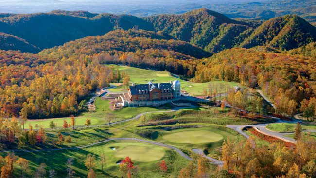 primland highland course usa