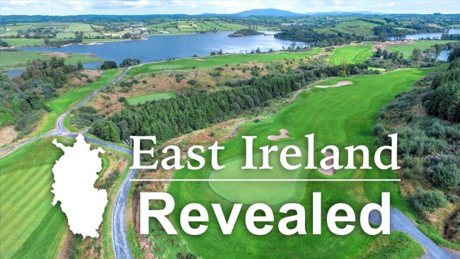 discover east ireland golf header