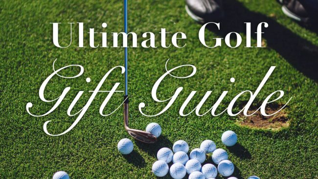 golf gift header image