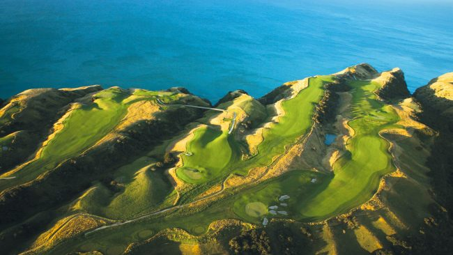 cape kidnappers hawkes bay-new-zealand