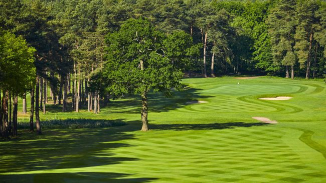 longcross foxhills club uk