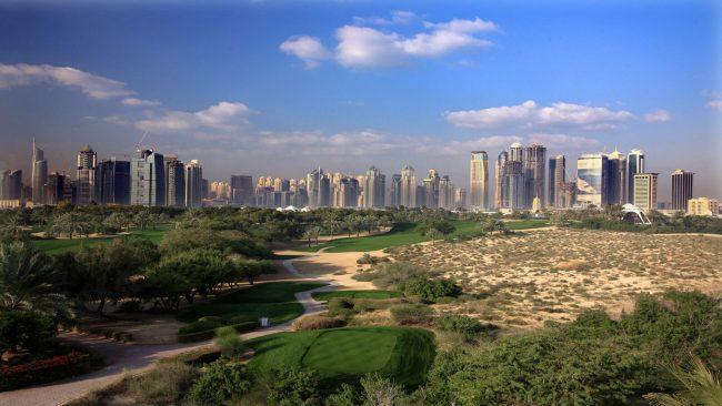 emirates golf club majlis dubai