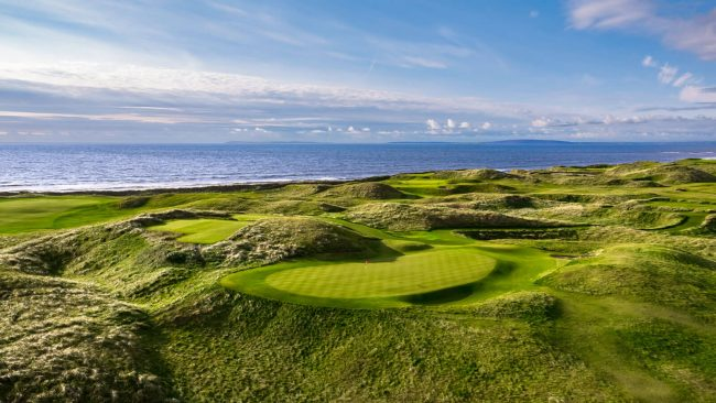 ballybunion golf southwest ireland