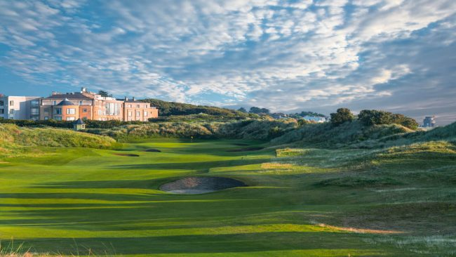 portmarnock golf dublin ireland