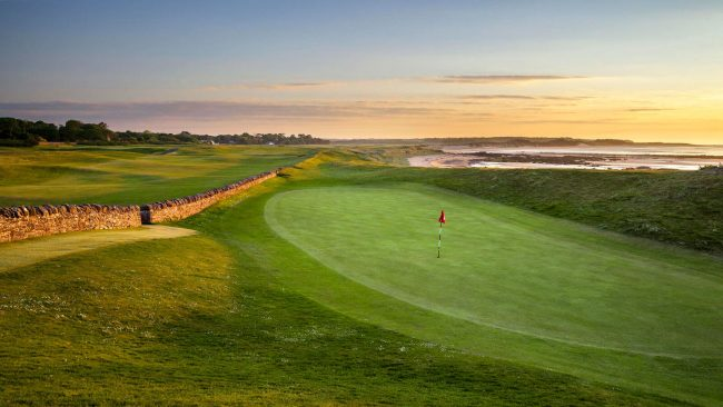 north berwick golf club scotland