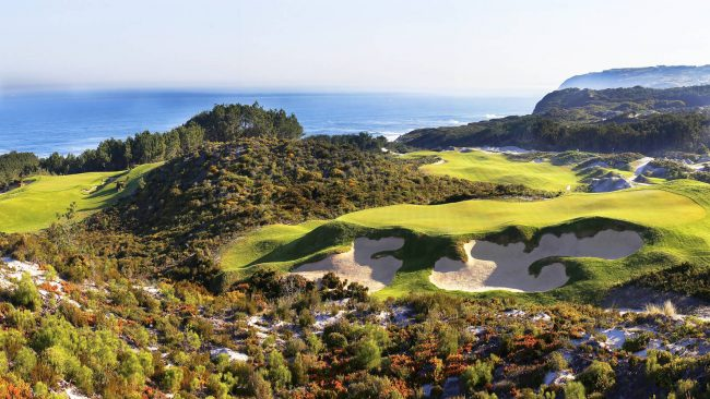 west cliffs golf links portugal