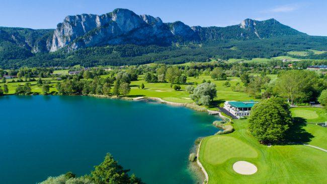 golfclub am mondsee Austria