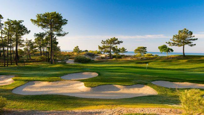 troia golf resort portugal