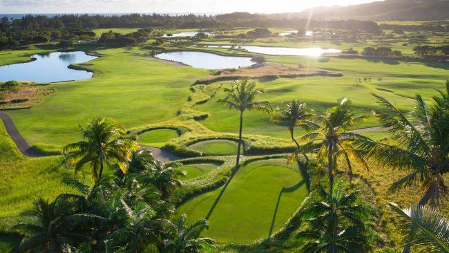 heritage golf mauritius