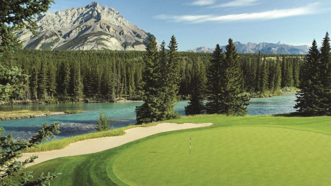 banff springs golf canada