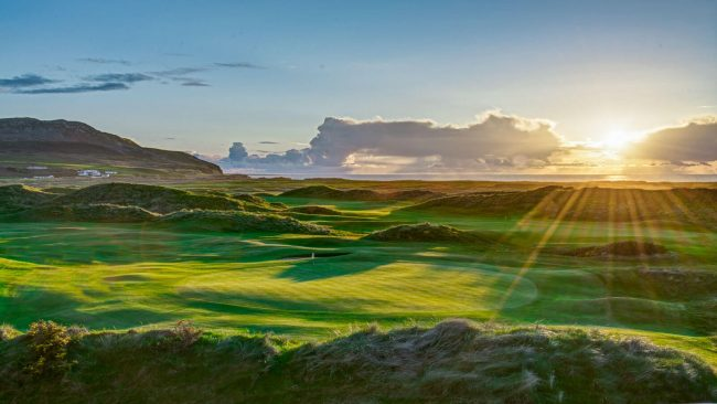 old links ballyliffin northwest-ireland