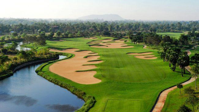 angkor golf cambodia