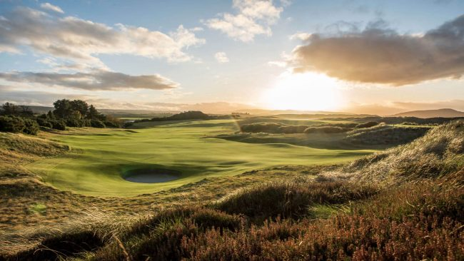 castle stuart golf scotland