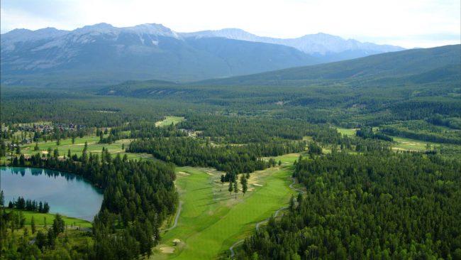 jasper park lodge canada