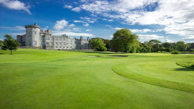 dromoland castle golf ireland