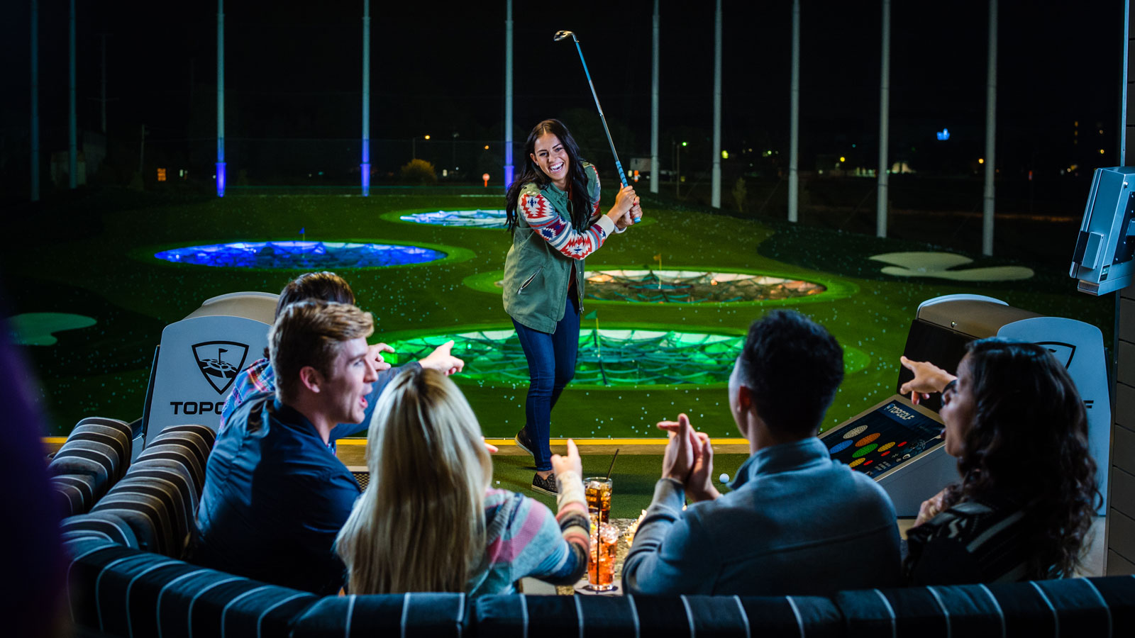 Topgolf – the Ultimate Golf Game Coming to Dubai • golfscape