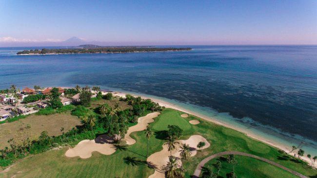 lombok golf kosaido country club lombok