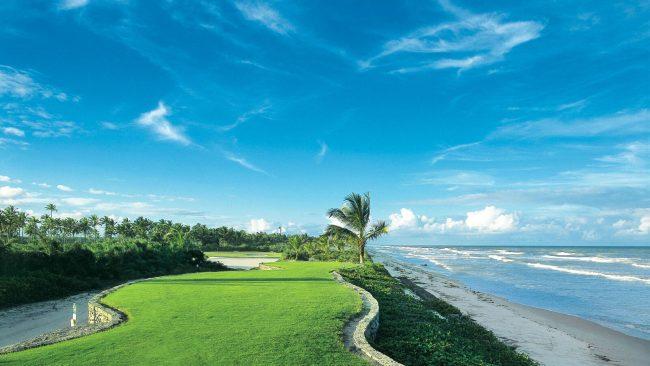 ocean course at transamerica resort comandatuba brazil