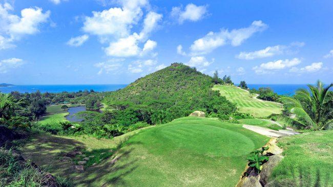 lémuria golf course seychelles