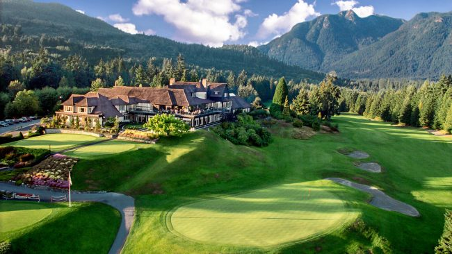 capilano golf and country club canada