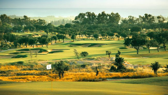 elea golf club cyprus