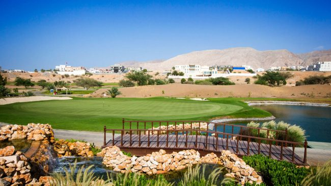 ghala golf club muscat oman