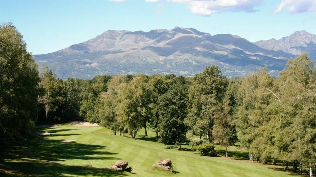 golf club biella italy