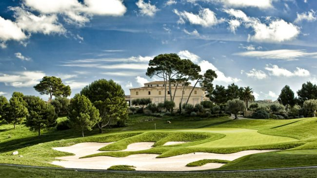 golf son gual mallorca spain